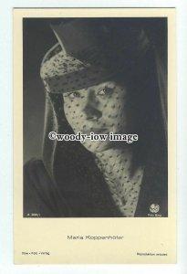 b4142 - Film Actress - Maria Koppenhofer, No.A3895/1 - postcard