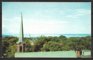 Maine, Portland - View Of Casco Bay - [ME-019]