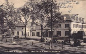 Alumnae House, Smith College, Northampton, Massachusetts, PU-1944