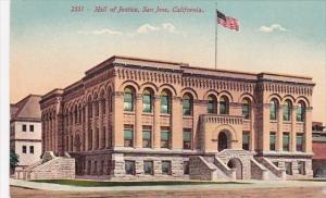 California San Jose Hall Of Justice