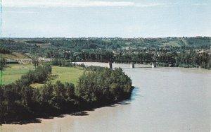 EDMONTON , Alberta , Canada , 50-60s ; Dawson Bridge