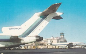 Constellation Airplane at Washington National Airport , 50-60s