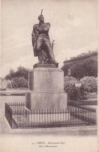 France Metz Monument Ney