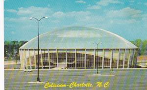 North Carolina Charlotte The Coliseum