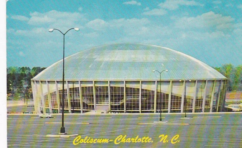 North Carolina Charlotte The Coliseum