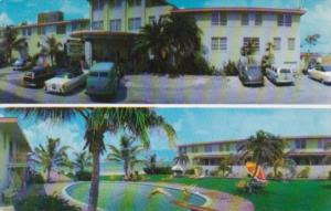 Florida St Petersburg The Glades Hotel & Swimming Pool On Gulf Of Mexico