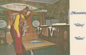 HOT SPRINGS , Arkansas , 50-60s ; Mountain Valley Water
