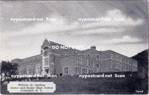 Junior & Senior High School, Cobleskill NY