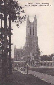 North Carolina Durham Chapel Duke University Mens Campus Albertype