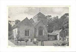 Stoke Poges Church,Bucks,England, UK 1900-10s