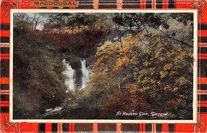 At Rouken Glen Glasgow Scotland, UK Unused