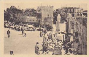 Porte De France, Sousse, Tunisia, Africa, 1900-1910s
