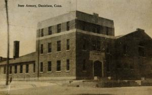 CT - Danielson.  State Armory