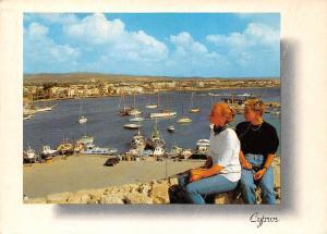 Cyprus Paphos Harbour Port