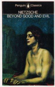 Nietzsche Beyond Good & Evil 1973 Book Postcard