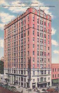 First Federal Bank Building Florida 1963