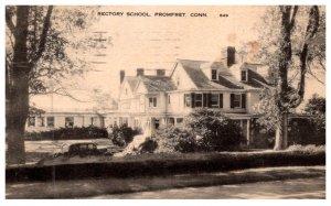 Connecticut Pomfret , The Rectory School