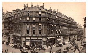 13864    Paris  office American Express Co.   11 Rue  Scribe