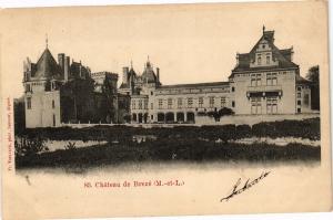 CPA St-Chateau de Breze (26481)