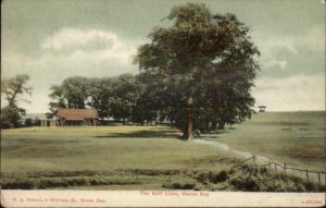 Herne Bay Golf Course c1910 Postcard