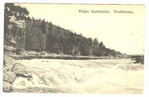 Hogra Gullofallet. Trollhattan, Sweden,00-10s