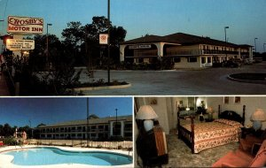 Florida Apopka Crosby's Motor Inn