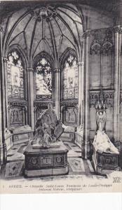 France Dreux Chapelle Saint-Louis Tombeau de Louis-Phillipe 1926