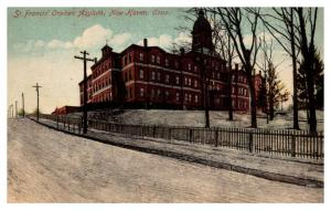 Connecticut  New Haven ,  St.Francis Orphan Asylum