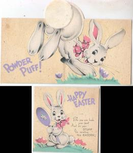Easter Card - Bunny