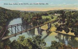 Arkansas Eureka Springs Curteich