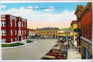 Public Square, Elizabethtown KY