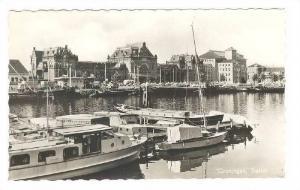 RP: Groningen , Station , Netherlands , 30-40s