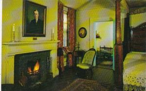 Virginia Staunton Birthplace Of Woodrow Wilson Birth Room