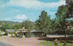 Colorado Manitou Springs Garden Motel
