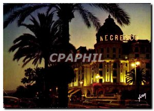Modern Postcard The French Riviera miracle of nature Alpes Maritimes Nice Pro...
