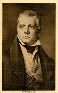 Famous People - Sir Walter Scott