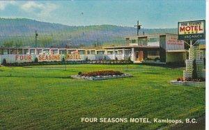 Canada Four Seasons Motel Kamloops British Columbia