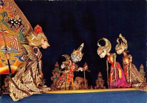 Indonesia Wajang Golek (West Java)