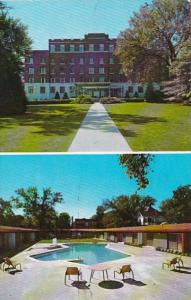 Missouri Springfield Kentwood Arms Motor Hotel 1961