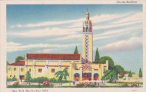The Florida Building New York World's Fair 1939