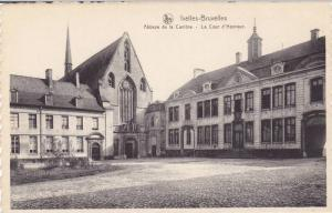 Ixelles-Bruxelles, Abbaye de la Cambre - La Cour d´Honneur, Belgium, 00-10s