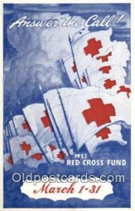 Red Cross Postcard Postcards