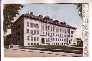 High School, Manchester, New Hampshire, Leighton