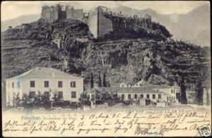 portugal, MADEIRA FUNCHAL, Portuleza do Pico (1905)