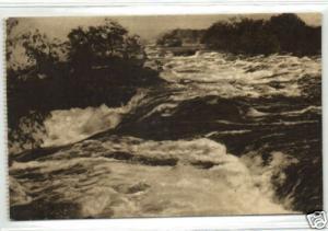 rhodesia, VICTORIA FALLS, The Rapids (1930s)