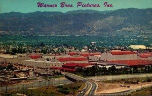 California Burbank Warner Brothers Pictures