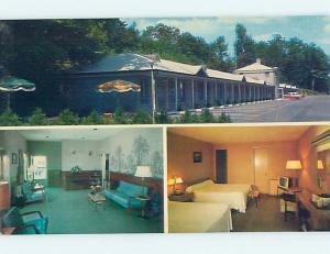Unused Pre-1980 SLEEPING GIANT MOTEL Hamden Connecticut CT n9013