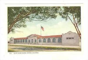 Galen Clarke School, MERCED, California, 00-10s