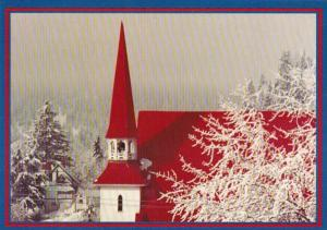 Canada British Columbia Rossland St Andrew's United Church