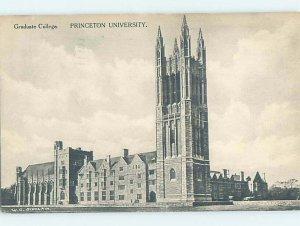 Pre-Chrome PRINCETON UNIVERSITY Princeton New Jersey NJ AG9417
